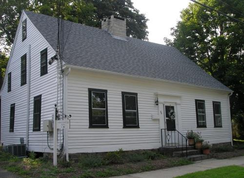 Abraham Woodward House