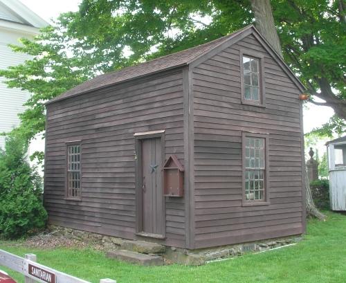 Sabbath Day House