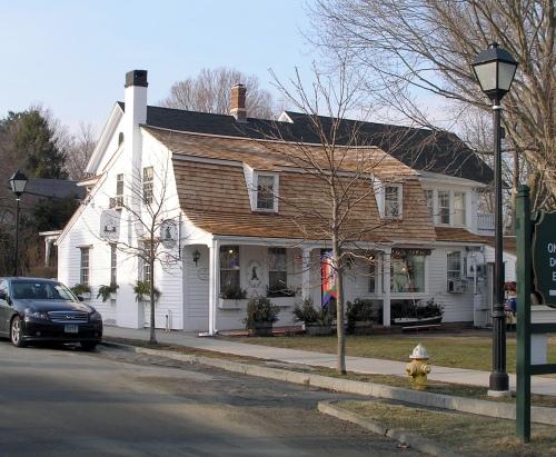Ephraim Bound House (1801)