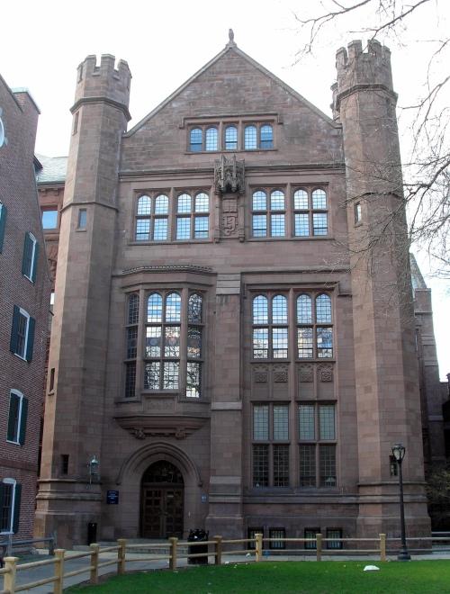 Linsly Hall, Yale