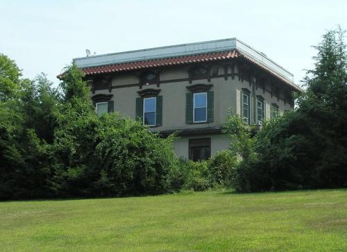 Charles D. Talcott House