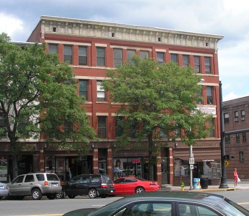 Stueck Block, Middletown