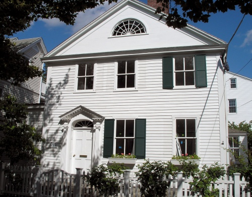 Rev. John Rathbone House