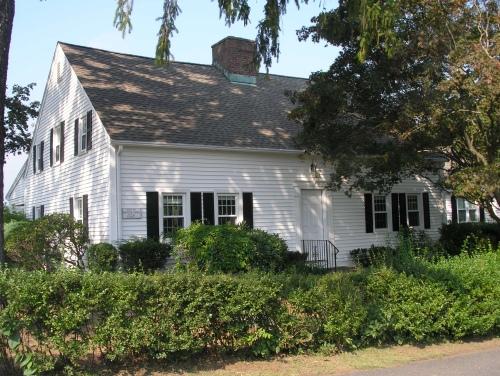Ebenezer Evans House