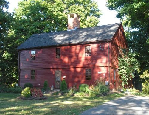 Ezekiel Kelsey House