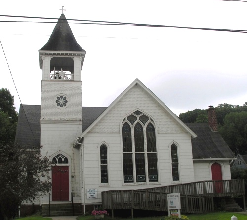 Baltic United Methodist Church