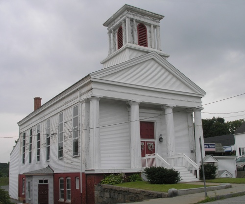 Jewett City Baptist Church