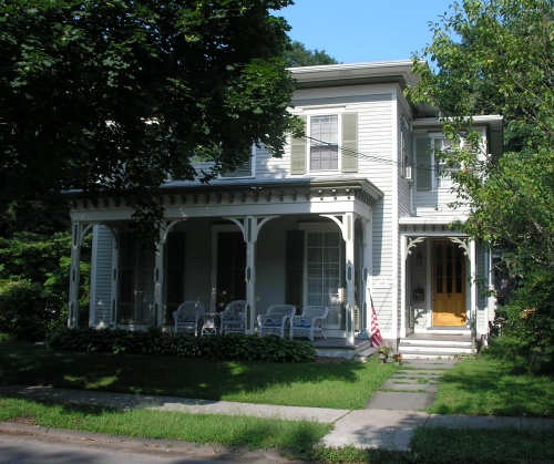 Hiram Middlebrook House