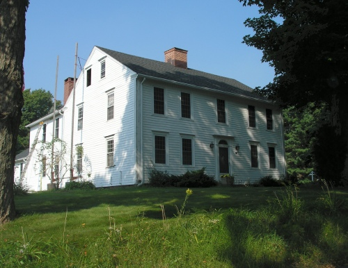 Ichabod Bradley House