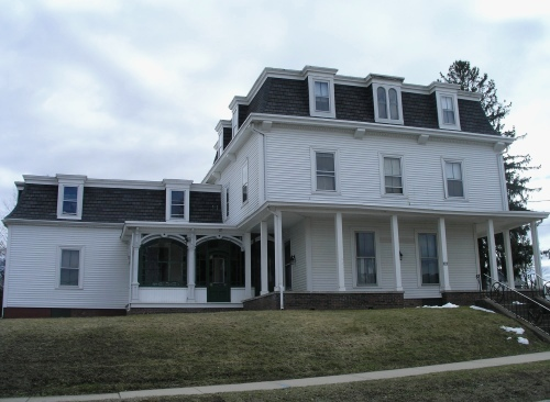David Brainerd House