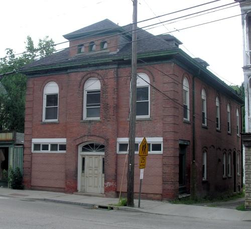 Former Town Hall, Sprague