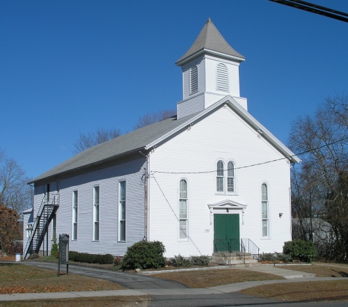 Niantic Baptist Church