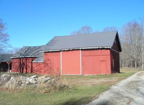 Music Vale Seminary Barn