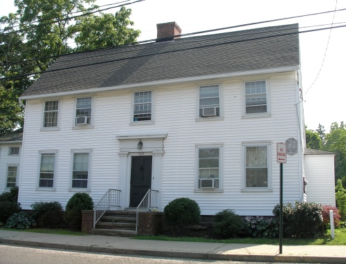 Nathaniel Eliot House
