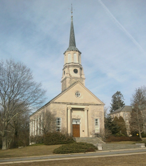 Harkness Chapel, Connecticut College