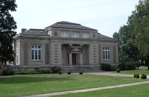 Hall Memorial Library, Ellington