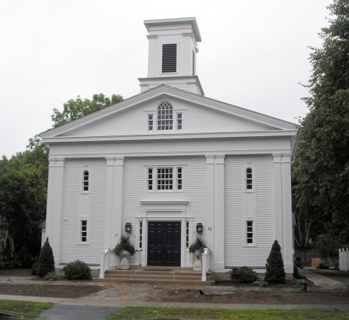 Former Church, Old Lyme