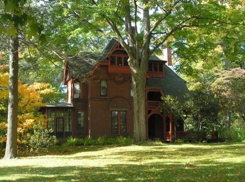 Henry Wood Erving House