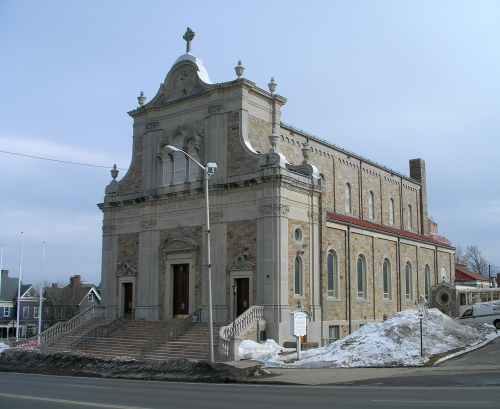 St. Sebastian Church