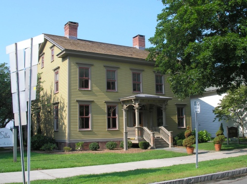 William Redfield House