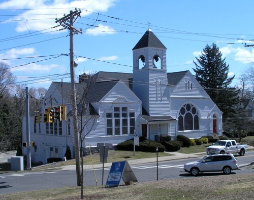 United Methodist Church, Watertown