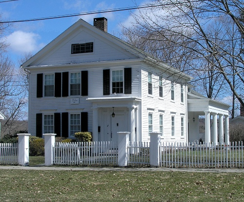 1837 Eli Curtiss House