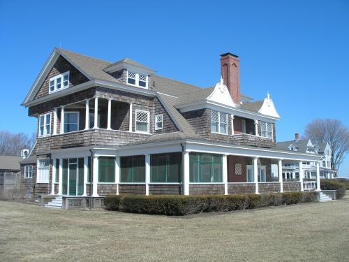 morgan house story