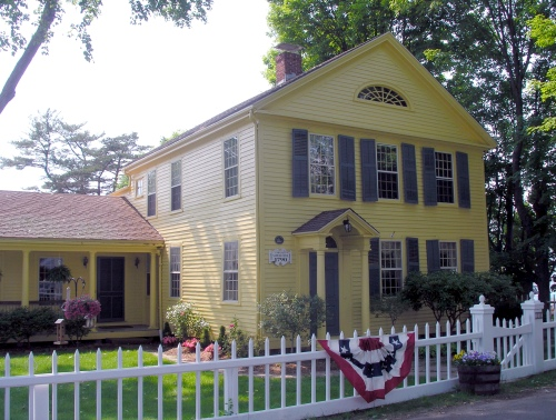 Elias Meigs House (1831)