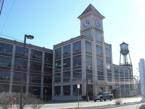 Seth Thomas Factory