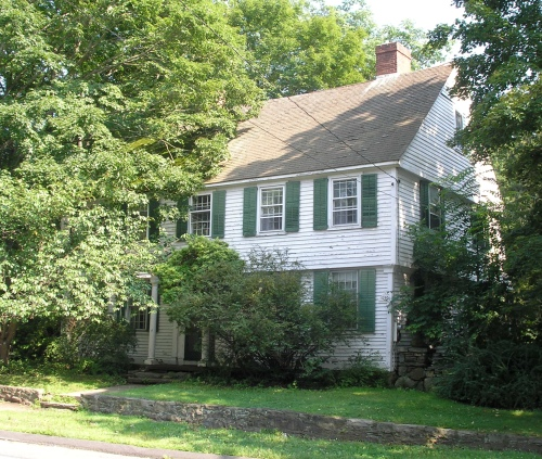 Charles Caldwell House