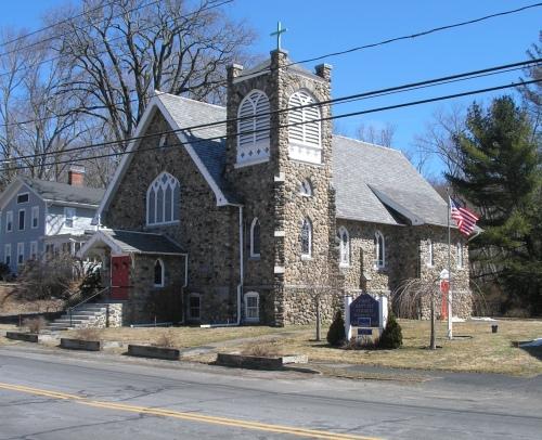 St. Peter's/First Baptist Church