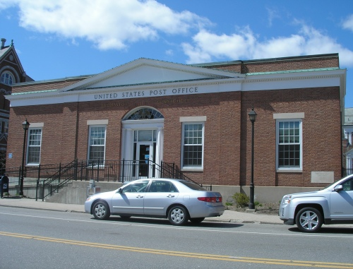 Thomaston Post Office
