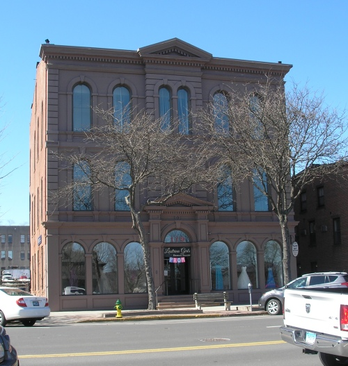 Middlesex Mutual Assurance Building