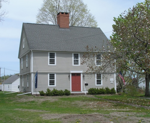 Elisha Sage House