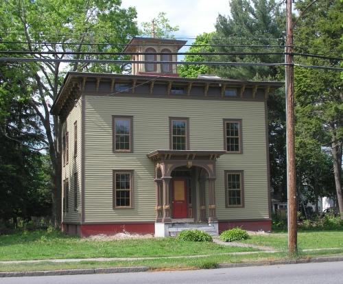 First Joseph Clark House