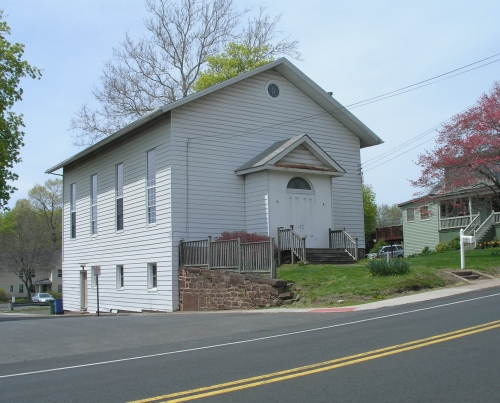 Former Baptist Church/American Legion Hall