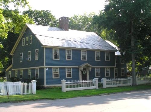 Daniel Hubbard House