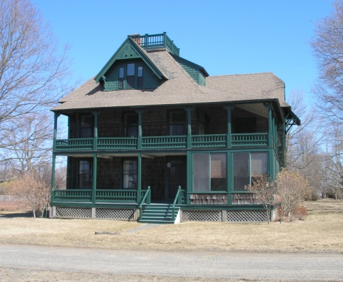 Walter C. Clark Cottage