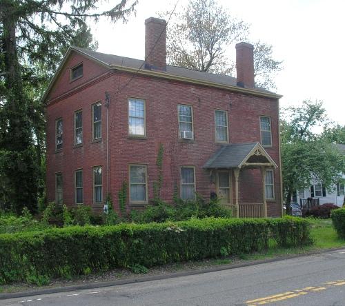 Daniel Payne House