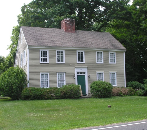Historic Buildings of Connecticut saltbox Archives Page 6 of 17