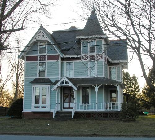 John P. Jones House