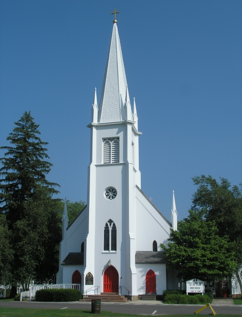 Historic buildings of connecticut episcopal - Trinity gardens church of christ ...