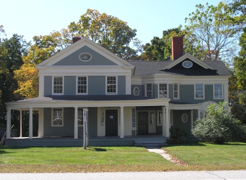 Dr. Solomon E. Swift House