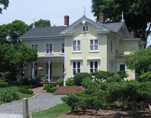 Dudley Stewart House