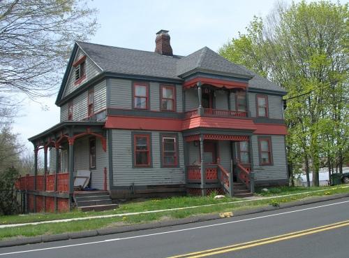 Daniel Eels House