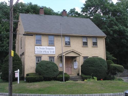 Hezekiah Jarvis House