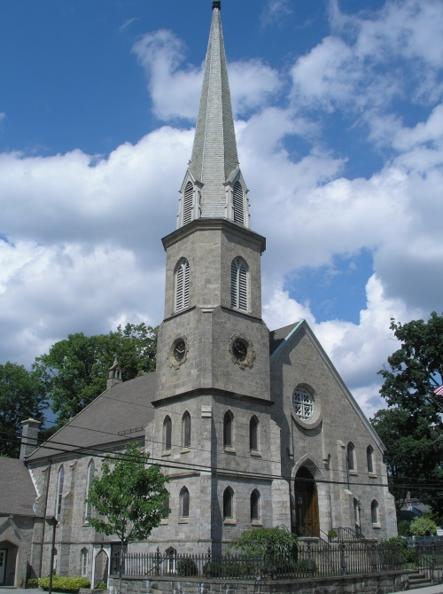 Christ & Holy Trinity Episcopal Church of Westport