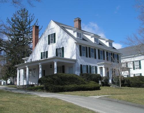 Rev. John Trumbull House