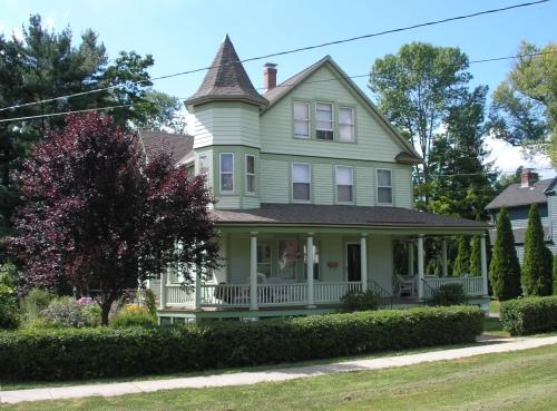 Charles Kurvin House