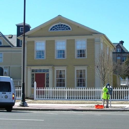 John Cookson House